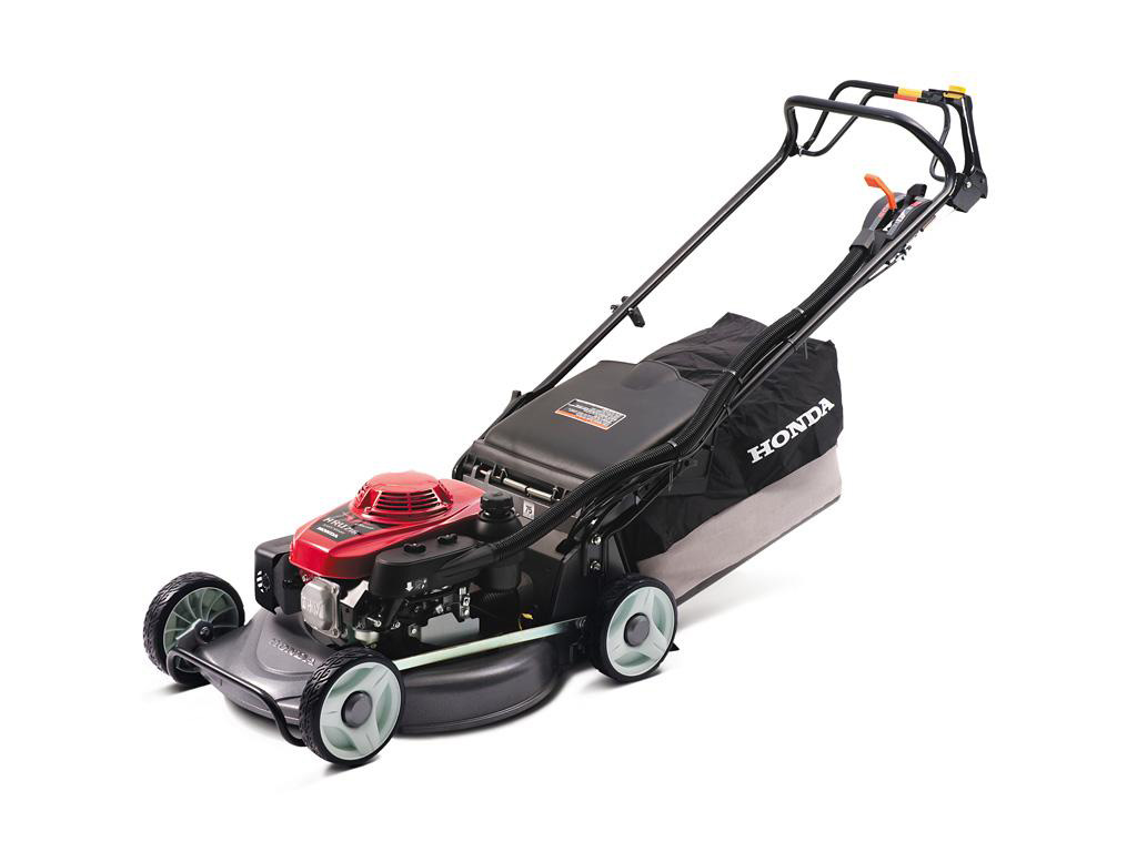 HONDA HRU216M Ultimate Self Propelled Contractor Quality Lawnmower