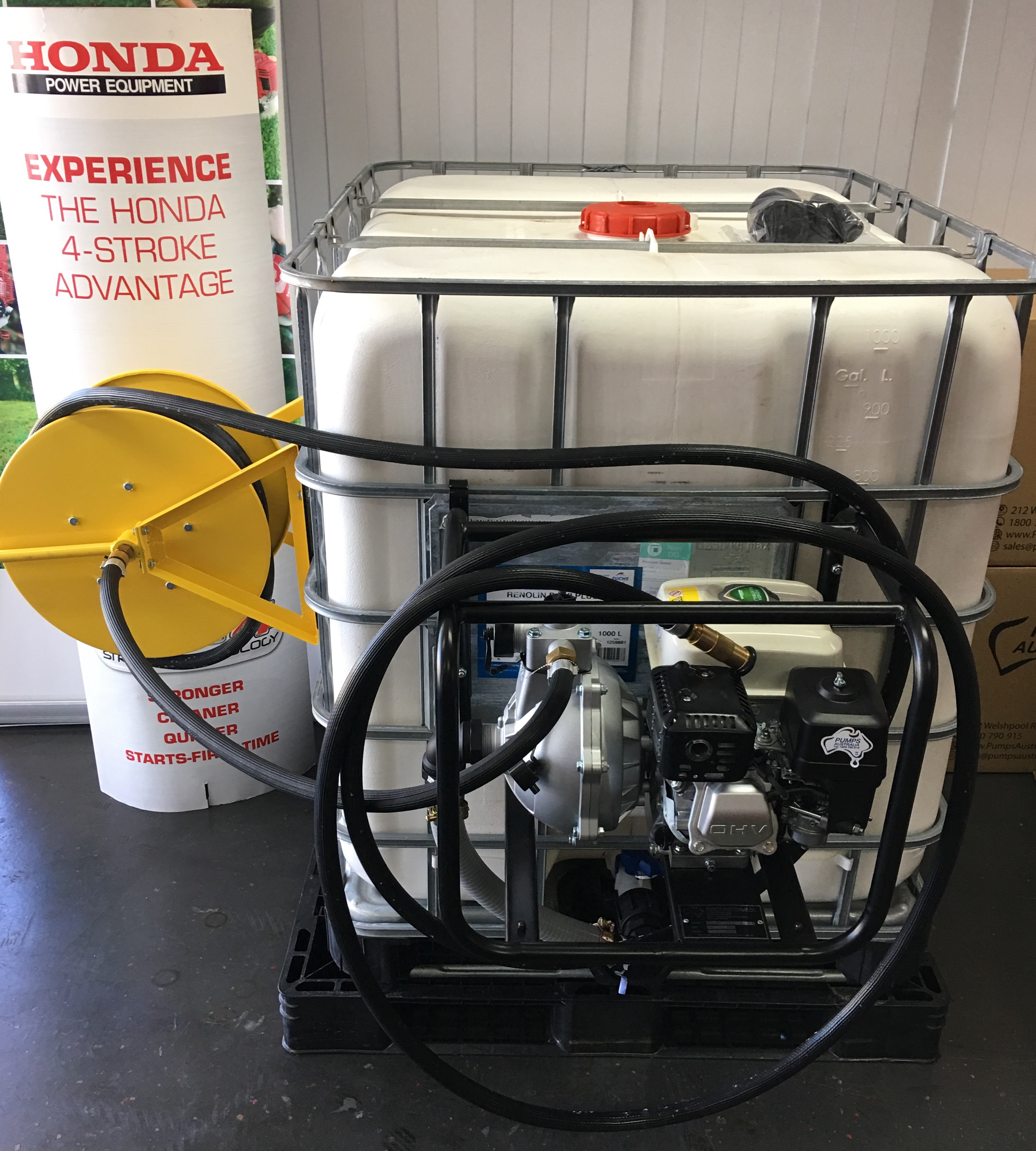 FireFighting PODMATE -The Ultimate Solution