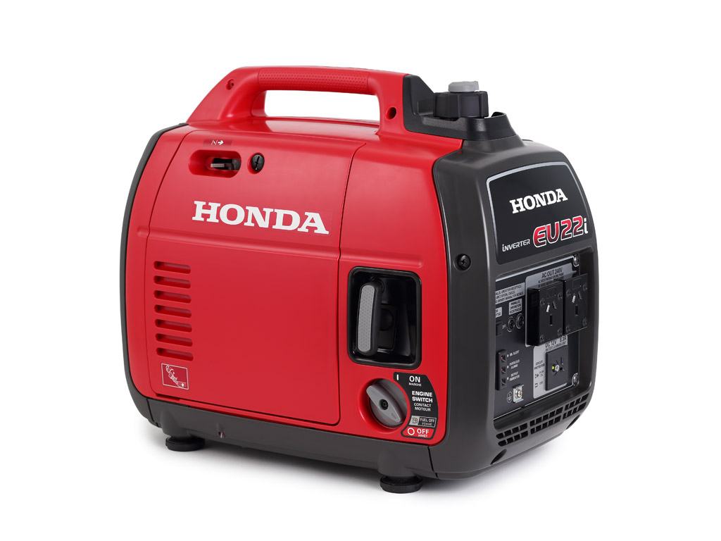 HONDA'S LATEST EU22i GENERATOR SALE NOW ON