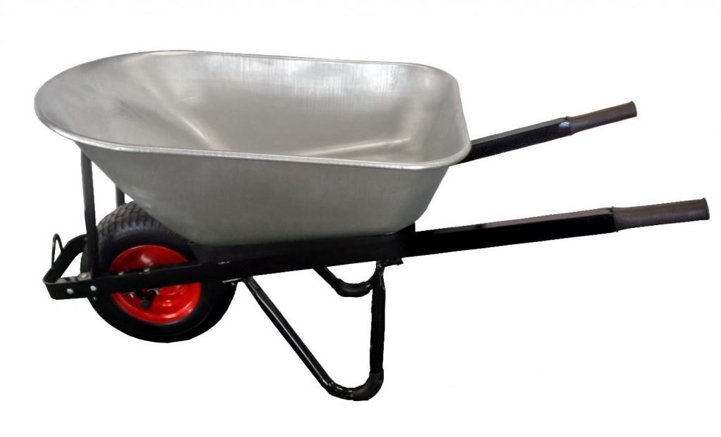 Wheelbarrow Galvanised Steel Tray