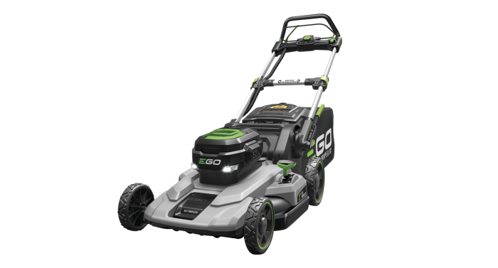 EGO LM2102E-SP BATTERY POWERED LAWNMOWER KIT