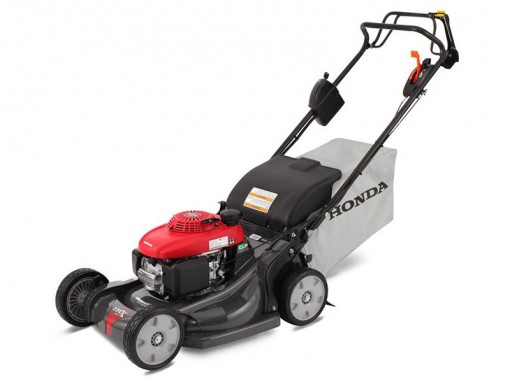 HONDA HRX217 ELECTRIC START LAWNMOWER