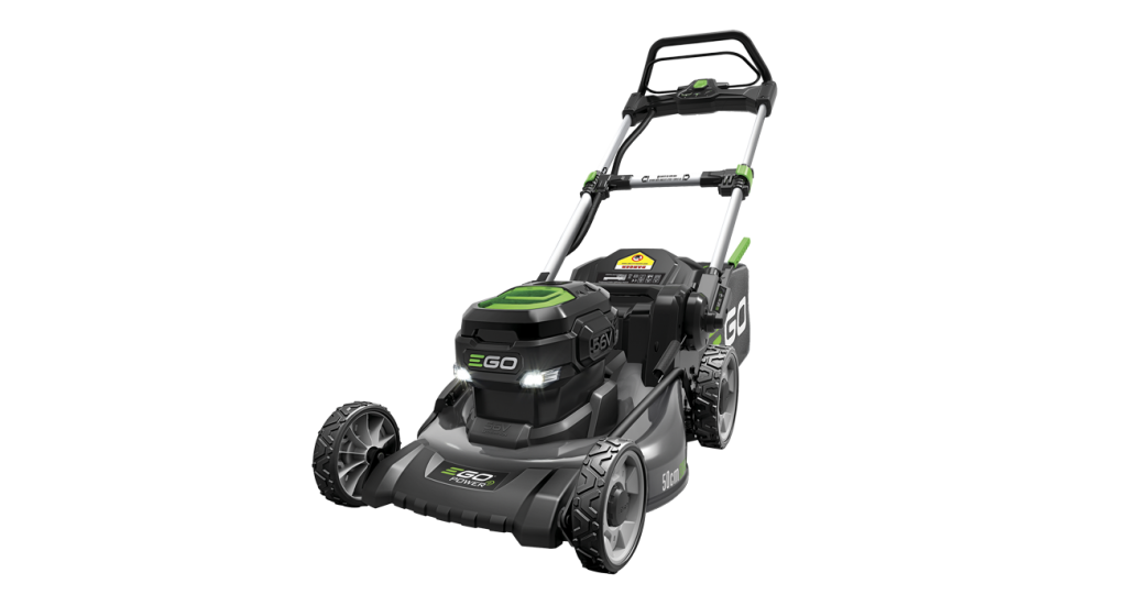 EGO LM2021E BATTERY POWERED LAWNMOWER
